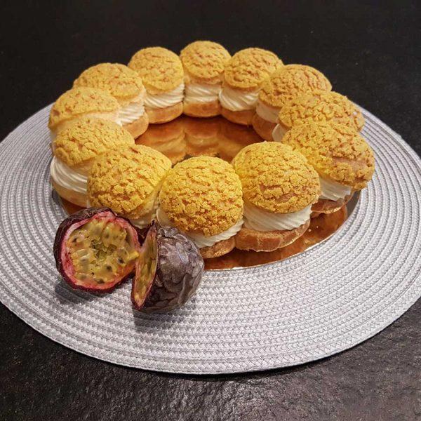 Relativ Paris-Brest Vanille-Framboise | La Patisserie Gourmande KT17